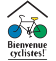Bienvenue aux cyclistes